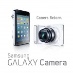 Galaxy Camera – L'appareil photo Samsung sous Android #IFA2012