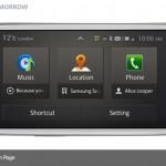 Drive Link – Samsung propose une application pour utiliser son terminal en voiture