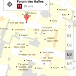 Google Indoor Maps arrive en France – Repérez vous à l'intérieur des batiments !