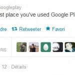 Google Play – Un compte Twitter officiel pour suivre les promos