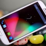 Samsung Galaxy S3 – Mise à jour vers Jelly Bean en approche