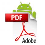 Adobe Reader – Nouvelle version avec prise en charge du service acrobat.com