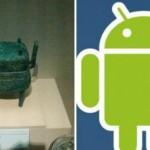 Bugdroid – Une relique chinoise du petit robot Android
