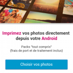 Polagram – Une application pour faire imprimer vos photos