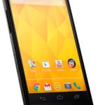 LG Nexus 4 – Le prix de vente conseillé serait de 599€