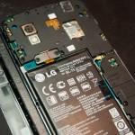 LG Nexus 4 – La batterie peut être facilement remplacée