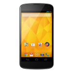 LG limite la distribution du Nexus 4