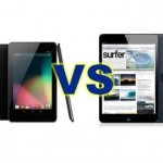 Nexus 7 vs iPad Mini – Test de résistance