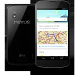 Le Nexus 4 à nouveau en stock sur le PlayStore français !