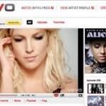 La plateforme musicale Vevo est lancée en France