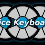 Slice Keyboard – Des extra-terrestres ont publié leur clavier sur Google Play