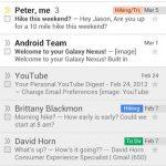 Gmail se met à jour et propose des nouvelles fonctionnalités