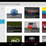 Tapatalk HD – La beta est disponible sur le Play Store