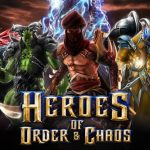 Heroes of Order & Chaos – Le MOBA inspiré d'Order & Chaos disponible