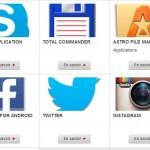 Nouveau sur Android-France – Un portail pour trouver de bonnes applications