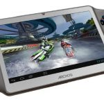 Archos Gamepad – La console portable sous Android disponible