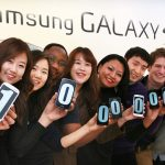 Samsung a écoulé plus de 100 millions de Galaxy