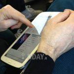 Galaxy Note 8 – Prise sur le vif