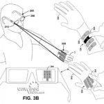 Google Glasses – Avec un clavier rétroprojeté ?