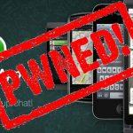 WhatsApp – Accusé de violation de données personnelles