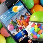 Galaxy S2 – Mise à jour vers Android 4.1.2 pour l'Espagne