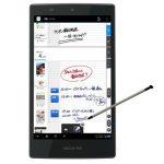 Sharp Aquos Pad – Annonce officielle de la tablette 7 pouces #CES2013