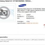 Samsung Galaxy Note 8 – En vente le 19 février ?