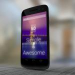 Simple and Awesome – Une réflexion intéressante sur ce que pourrait être Android 5.0
