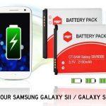 Le bon deal pour votre Samsung Galaxy S2 ou S3 #bonplan