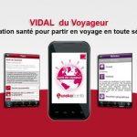 VIDAL du Voyageur – L'application Vidal pour les voyages à l'étranger léger