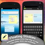 Floating Stikies – Des post-it qui restent vraiment collés