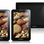 Lenovo – 3 tablettes Android annoncées #MWC2013