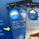 The Weather Channel – Refonte complète et optimisation pour les tablettes