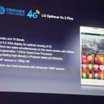 LG Optimus Vu 2 Plus – Une version survitaminée du Vu 2 aperçue