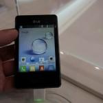 LG Optimus L3 II – Prise en main #MWC2013