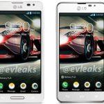 Les LG Optimus F7 et F5 leakés