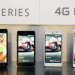 LG Optimus F5 et F7 – Caractéristiques officielles