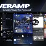 PowerAmp – Le lecteur de musique supporte maintenant le multi-fenêtre Samsung et le lockscreen 4.2