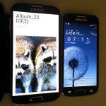 Le Galaxy S4 est encore trop gros pour vous ? Voici la version Mini !