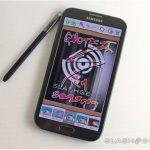 Samsung Galaxy Note 3 – Un indice sur la taille de l'écran ?