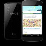 Le Nexus 4 8 Go fait son retour sur le Play store