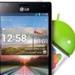 LG Optimus 4X HD, L7 et L9 – Mise à jour vers Jelly Bean 4.1.2