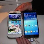 Galaxy S3 vs Galaxy S4 : comparaison du design