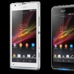[MAJ : disponibilité] Les Sony Xperia SP et L officiels