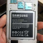 Samsung Galaxy S4 – Batterie et infos sur l'événement