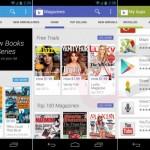 Un petit aperçu de la dernière version de Google Play Store 4.0