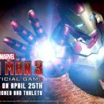 Iron Man 3 – Nouveau trailer du jeu Gameloft