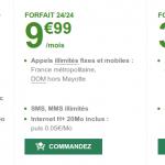 B&You – 2h et SMS illimités à moins de 4 euros !