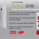 HTC One – Première mise à jour chez SFR