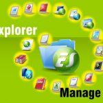 ES Explorateur de Fichiers – Refonte graphique et nouvelles fonctionnalités